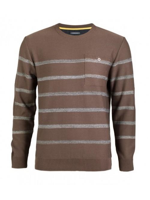 Muški džemper džep