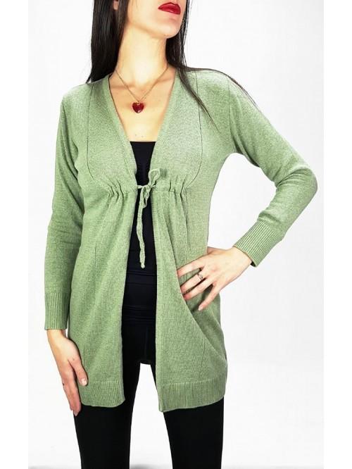 Ženski džemper gornji povez